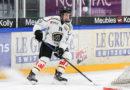 QMJHL : premier but pour Lorenzo Canonica